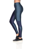Intensity Legging - Navy Blue