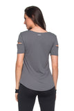 Perfect Fit Tee - Dark Gray