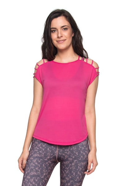 Perfect Fit Tank Top - Dark Pink