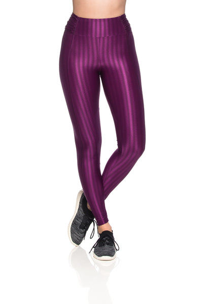 Waistband Fit Zig Legging