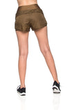Windbreaker Shorts - Khaki