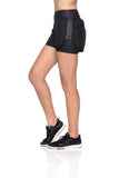 Windbreaker Shorts - Black