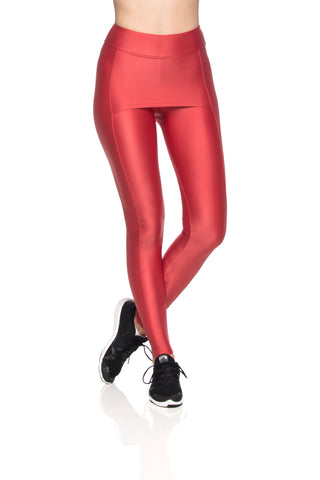 Cover Leggings - Brigth Marsala