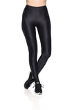 Snake Leggings - Black