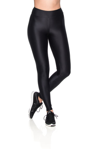 K Micro Leggings - Black
