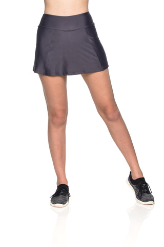 Skort Perfect Basic - Graphite