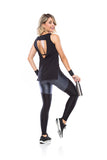 Shine Legging - Graphite