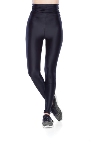 Sport Luxe Legging - Black