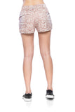Big Arrow Shorts - Light Brown