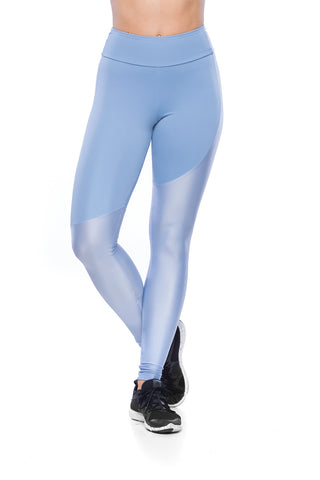 Asymmetric Side Legging