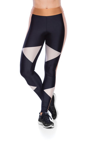 Arrow Legging - Black