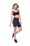 Run Biker Shorts - Black