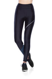 Reflect Asymmetric Legging - Black