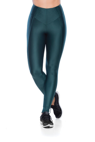 New Style Leggings - Olive Green