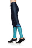 Pocket Fit Legging - Teal