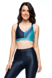 Fit Sport Bra - Dark Teal