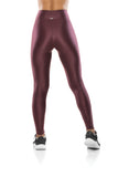 New Style Leggings - Dark Burgundy
