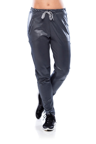 Athleisure Pants - Graphite