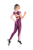 Perfect Mesh Body - Purple