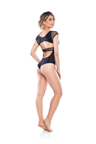 Perfect Mesh Body- Black