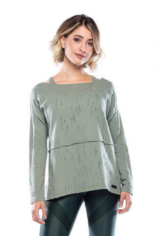 Revolution Sweater - Green
