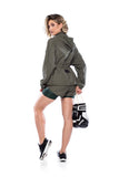 Revolution Jacket - Military Green
