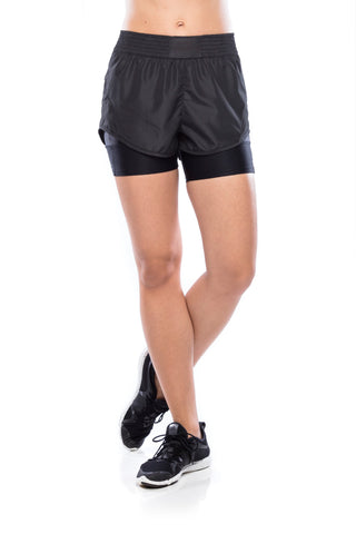 Revolution Shorts - Black