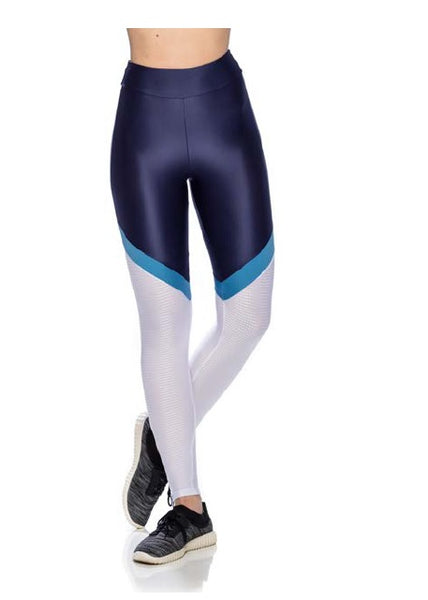 Legging Tri Impact - Navy Blue