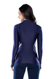 Run Jacket - Navy Blue