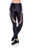 Netz Move Legging - Black