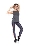 Move Legging - Graphite