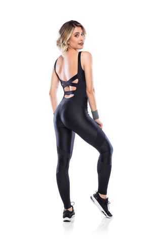 Move Jumpsuit - Black