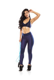 Knee Legging - Navy Blue
