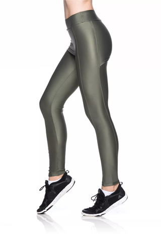 Cover Leggings - Military Green
