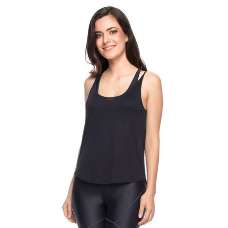 Lara Tank Top - Black