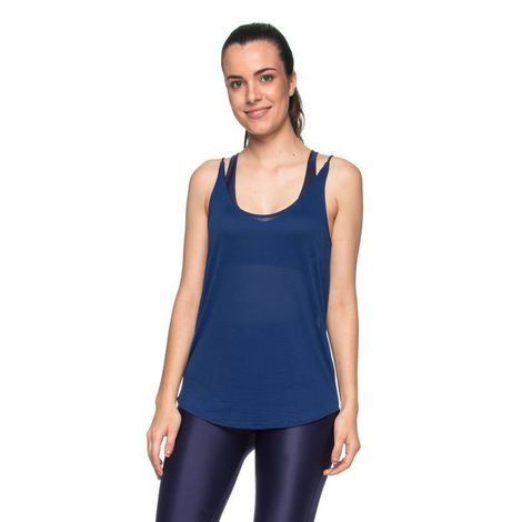 Lara Tank Top - Navy Blue