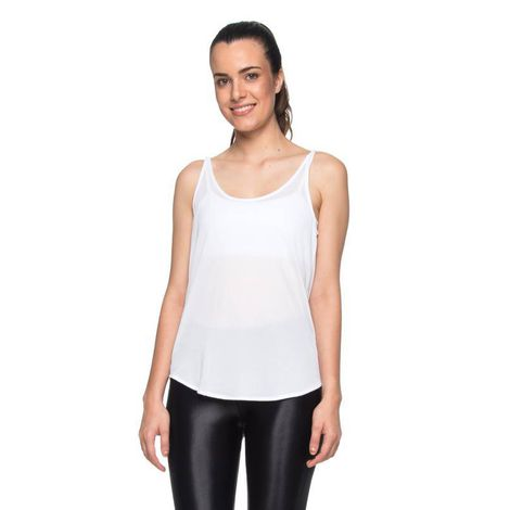 Lara Tank Top - White