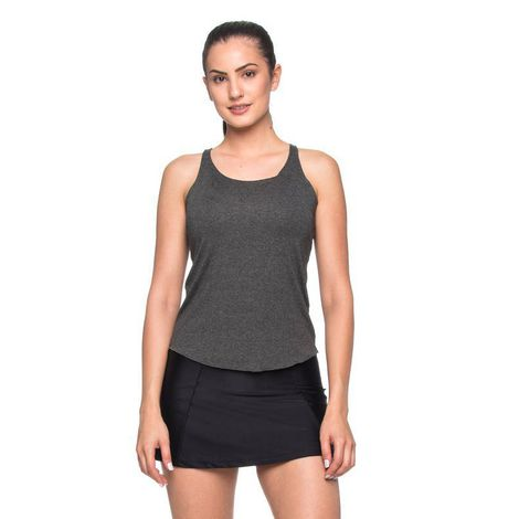 Perfect Basic Tank Top - Gray