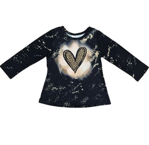 Leopard Heart Shirt