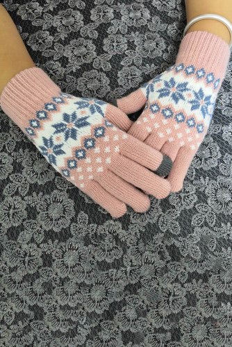 Touch Knit Gloves