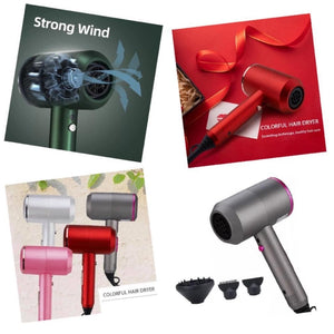 PREORDER Hammer Blow Dryers