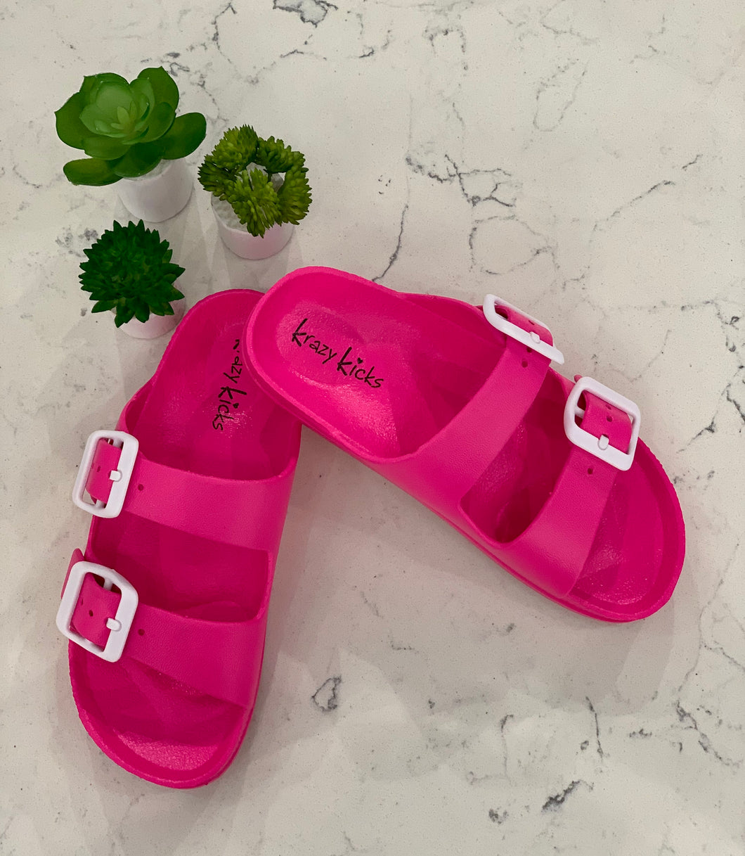 Kid's Jelly Sandals