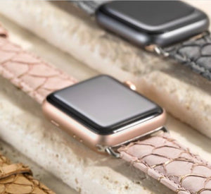 Blush Texture Apple Watch