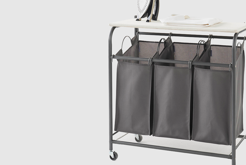 Laundry Storage <br> & Accessories