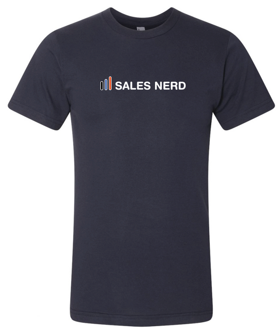 Sales Nerd T-shirt - Men's - Medium