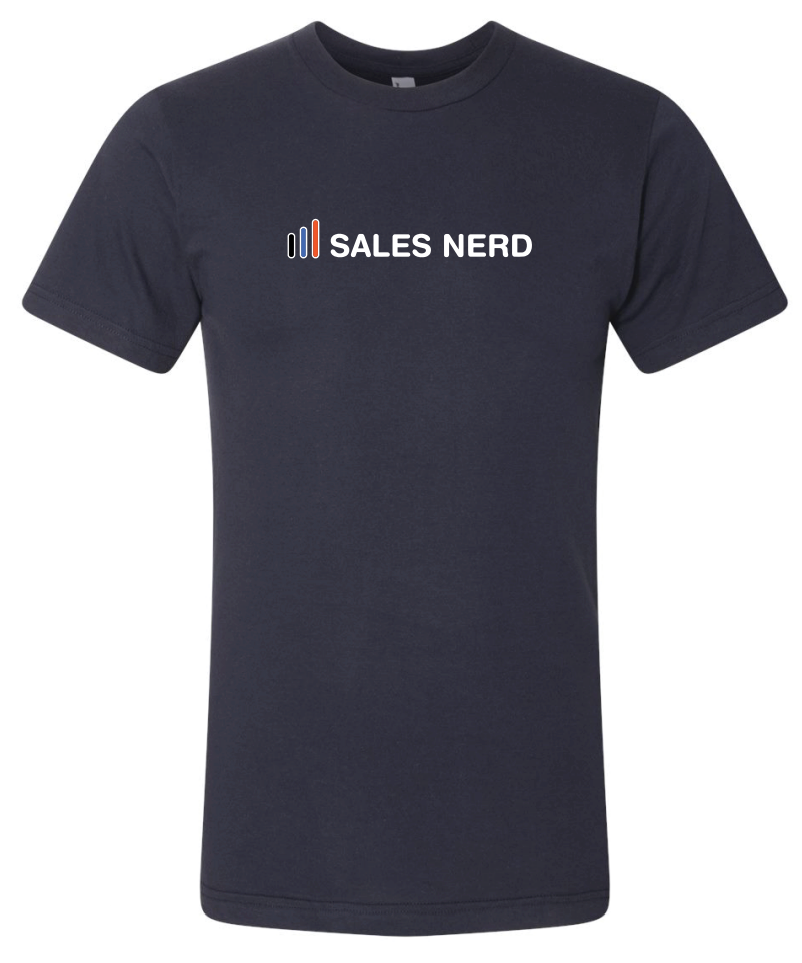 Sales Nerd T-shirt - Men's - XL