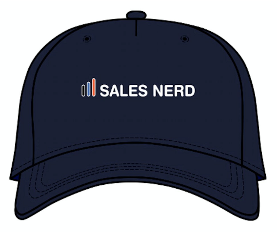 Sales Nerd FlexFit Hat - S/M