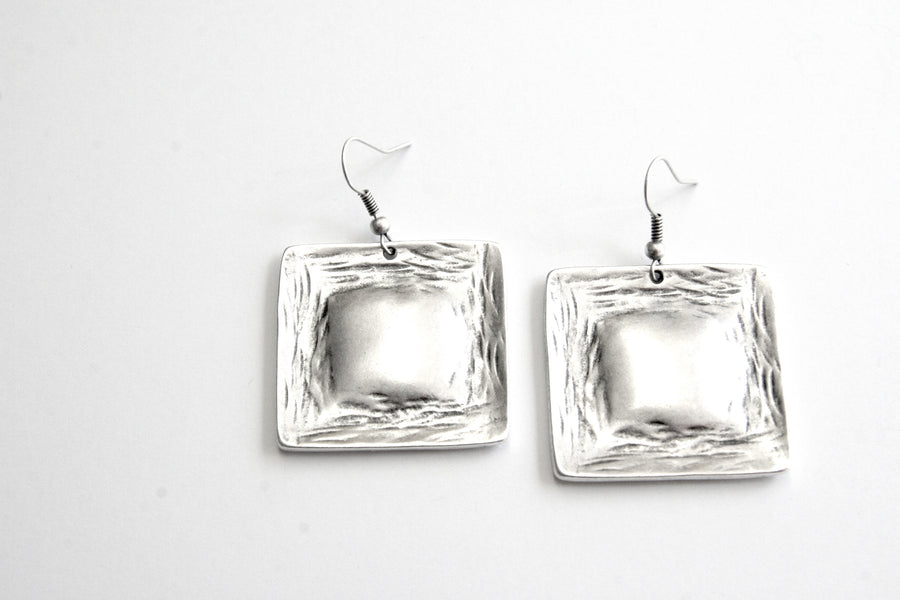 Pewter Earrings - SKU# 4635