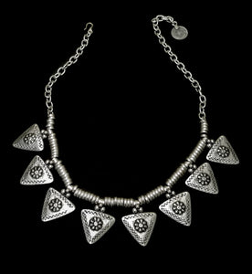 Pewter Necklace - SKU# 1086