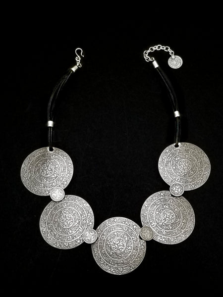 Pewter Necklace - SKU# 1651
